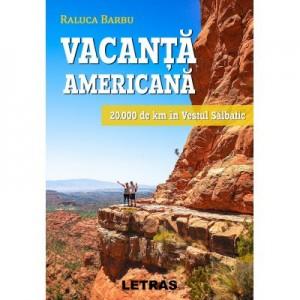 Vacanta americana (eBook ePUB) - Raluca Barbu