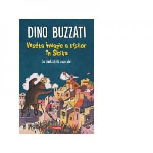 Vestita invazie a ursilor in Sicilia - Dino Buzzati