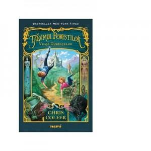 Vraja Dorintelor (Seria Taramul Povestilor, partea I) - CHRIS COLFER