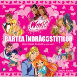 Winx Club. Cartea Indragostitilor